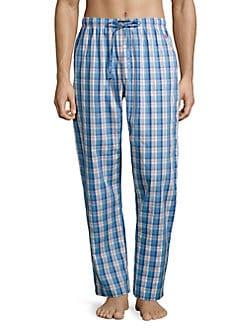 63582f57d03 Product image. QUICK VIEW. Polo Ralph Lauren. Plaid Cotton Pajama Pants