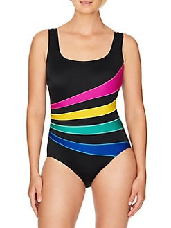 7c82ff617 One Piece Swimsuits: Bandeau, Halter & More | Lord + Taylor