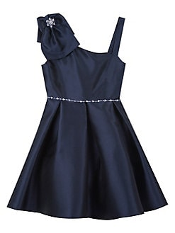 48b11815d347e Girl's Embellished Dress NAVY. QUICK VIEW. Product image. QUICK VIEW. Rare  Editions
