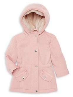 06996e949 Girls' Coats: Coats, Rain Jackets & More | Lord + Taylor