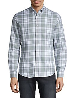 fa97e6952af Men - Clothing - Casual Button-Down Shirts - lordandtaylor.com