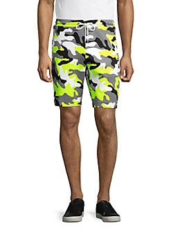 f934c354c Product image. QUICK VIEW. Michael Kors. Camouflage-Print Shorts