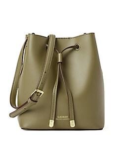 da2f746cd Product image. QUICK VIEW. Lauren Ralph Lauren. Mini Debby II Drawstring Bag