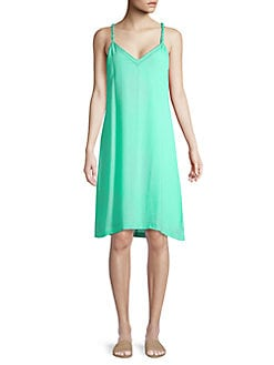 1403814014 QUICK VIEW. Tommy Bahama. Coastview Gauze Short Dress