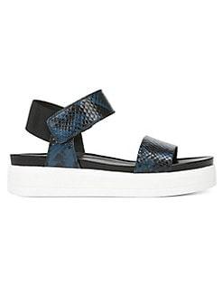 4d5d8382ccbc QUICK VIEW. Franco Sarto. Kana Leather Platform Sandals