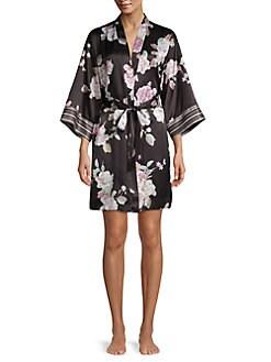 c5bd5e7c5 Women's Bathrobes: Silk Robes, Cotton, Terry & More | Lord + Taylor