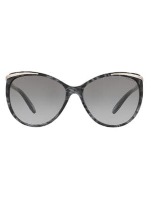 Image of 0RA5150 59MM Cat Eye Corner Sunglasses