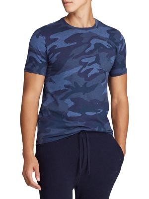 Image of Classic-Fit Camo Tee
