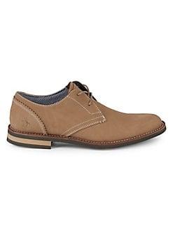 307d789a749 QUICK VIEW. Original Penguin. Wade Leather Derby Shoes