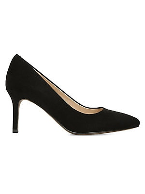 Bellini Suede Pumps by Franco Sarto