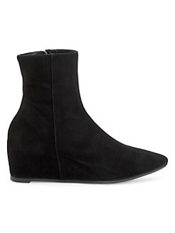 4f75047c5b8 Palmer Dress Suede Boots BLACK. QUICK VIEW. Product image