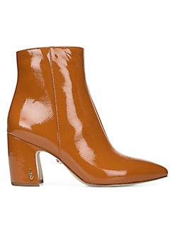c6d660e839ecf QUICK VIEW. Sam Edelman. Trailblazer Hilty Leather Heeled Booties