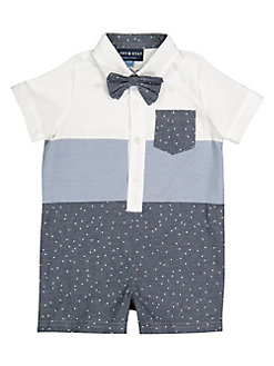 94820bdaf311 Baby Boy Rompers, Bodysuits & One-Pieces | Lord + Taylor