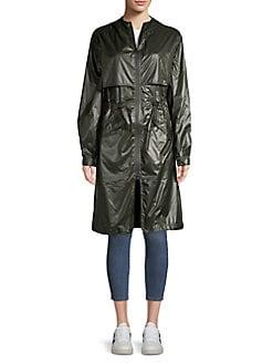69cef16fbf2 Trench Coats, Raincoats & Rain Jackets | Lord + Taylor