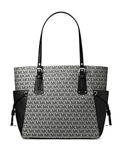 25d2d20151bb MICHAEL Michael Kors. Large Raven Shoulder Tote. $298.00 · Voyager EW Tote  GRAPHITE. QUICK VIEW. Product image