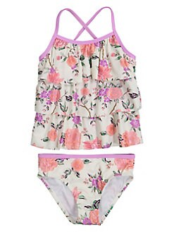 0cad1538de Little Girls' Swimsuits & Cover-Ups | Lord + Taylor