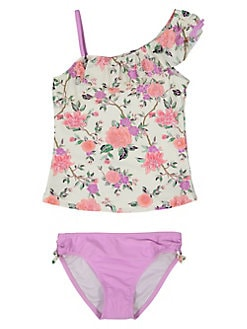 4171238f0a697 Little Girls' Swimsuits & Cover-Ups | Lord + Taylor