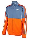Adidas Little Boy's Colorblock Full-Zip Tricot Jacket (2 colors)