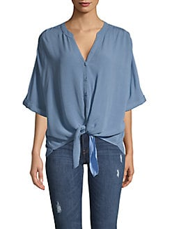 8d294d67 Women's Button Down and Collared Shirts | Lord + Taylor