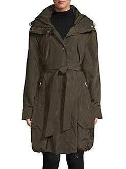 98ec47c08a1 Trench Coats, Raincoats & Rain Jackets | Lord + Taylor
