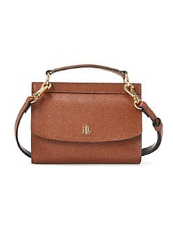 72c7f995b Product image. QUICK VIEW. Lauren Ralph Lauren. Medium Leather Belt Bag