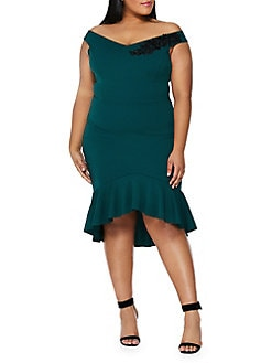 783a6a7fe8e585 Plus-Size Cocktail Dresses & Formal Dresses | Lord + Taylor