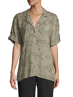 f47b92306009aa Women's Button Down and Collared Shirts | Lord + Taylor