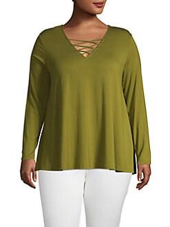 e9d166e7feae5a Plus-Size Designer Women's Clothing | Lord + Taylor