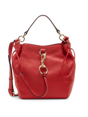 Image of Ames Leather Crossbody Bag