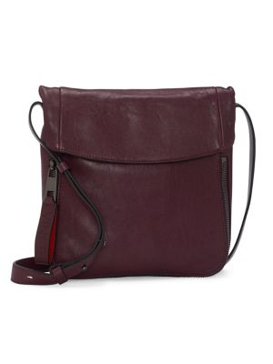 Image of Sonny Leather Crossbody Bag