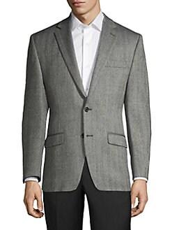c047b334 Men - Clothing - Suits & Suit Separates - Blazers ...