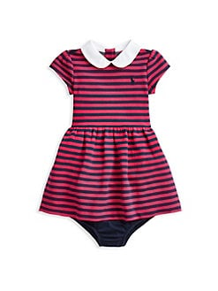 782aac27cde Product image. QUICK VIEW. Ralph Lauren Childrenswear. Baby Girl's ...