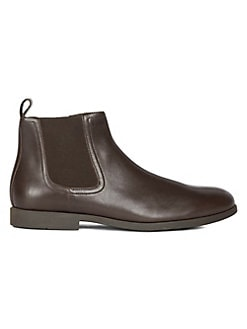 Product image. QUICK VIEW. Geox. Kaspar Leather Chelsea Boots