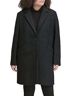 1416acf3dcb Plus Size Coats: Raincoat, Down Coats & More | Lord + Taylor