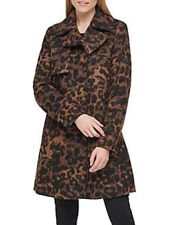 dcd0acb61 Womens Wool Coats: Long Peacoats & Winter Coats | Lord + Taylor