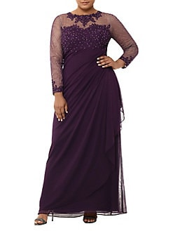 fd74abc139 Women - Extended Sizes - Plus Size - Evening & Formal ...