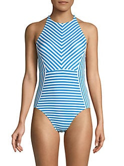 bb452c51feb One Piece Swimsuits: Bandeau, Halter & More | Lord + Taylor