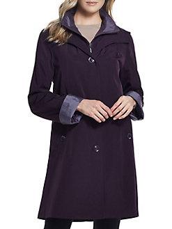 73d2e1680b0f3 Trench Coats, Raincoats & Rain Jackets | Lord + Taylor