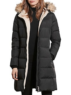 ce5ed27a2 Women's Fur and Faux-Fur Coats | Lord + Taylor