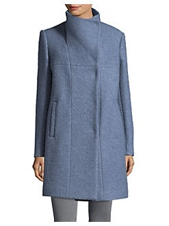 look out for 100% quality size 40 Womens Wool Coats: Long Peacoats & Winter Coats | Lord + Taylor