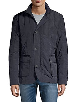 ac0a8e75 Quilted Puffer Jacket