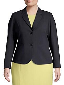 f31348ce4 Plus Size Coats: Raincoat, Down Coats & More | Lord + Taylor