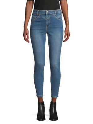 Image of Stretch Skinny Jeans
