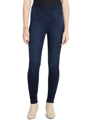 Image of Pull-On Skinny Jeans