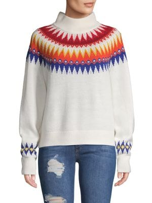 Image of River Vhari Fair Isle Sweater