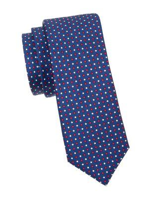 Image of Star Silk Tie