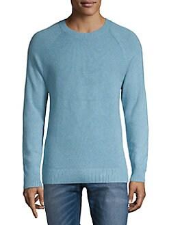 Mavi Damen Sweatshirt Striped Sweater, Blau (Mood Indigo