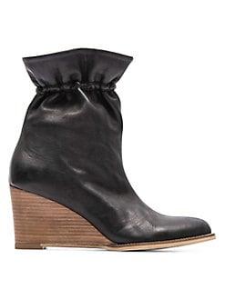 Womens Ladies Lo Top Diamante Suede Ankle Wedge Hi Trainer Boots Zip Shoe Size