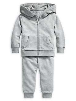 New Under Armour Toddler Boys/' Hoodie and Pant Set SIZE 4,6 MSRP:$46.00