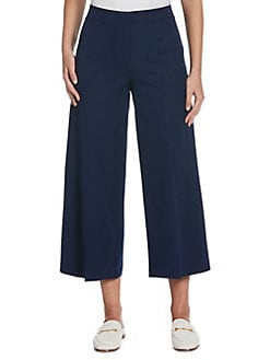 Coco /& Carmen  stretch pants with small ruffles on waist and ankles  xxl